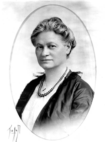 Hannah G. Solomon, Fonder of the National Council of Jewish Women