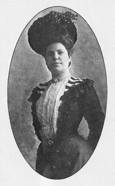 Hattie Hecht Sloss, Fonder of the National Council of Jewish Women San Francisco Section